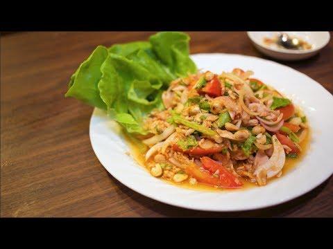 Thai Tuna Salad (Kid's Special) - Hot Thai Kitchen!