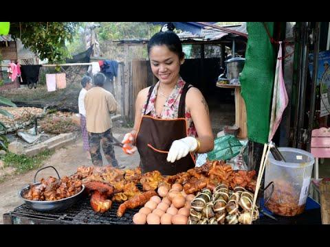 Bangkok Street Food - Thai Street Food - Street Food Thailand (Part 3)