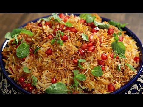 Vegetable Biryani   Easy Homemade Biryani Recipe   The Bombay Chef - Varun Inamdar