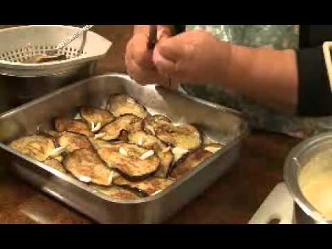 Elizabeth's Greek Kitchen Cooking Class - Mousaka, Pastitsio