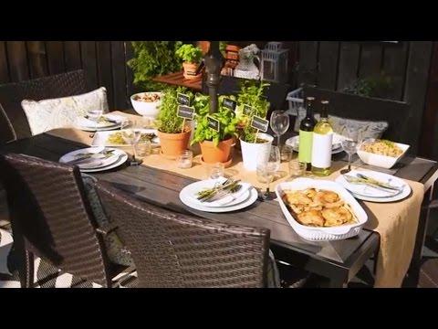4 Summer Dinner Party Recipes   Inspired Entertaining
