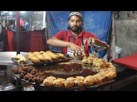 Street Food Around The World #1 | Pakistani Food Street | Karachi Food Street | 2016-2017