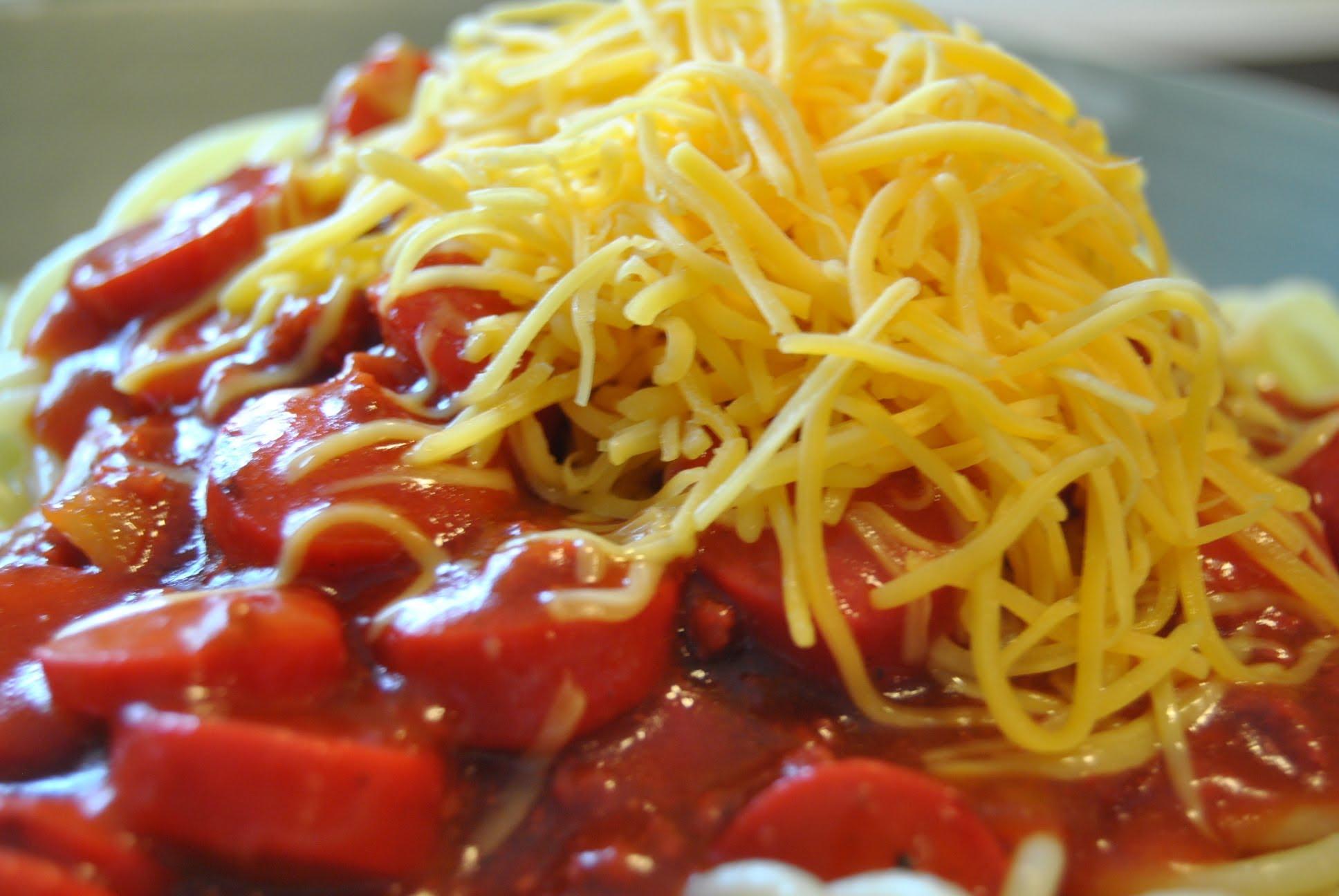 Easy Filipino Spaghetti