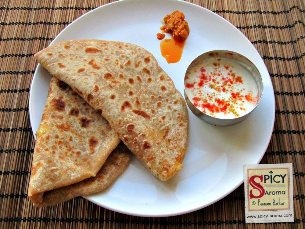 How to make Gobi Paratha / Gobi paratha recipe / Indian breakfast recipe