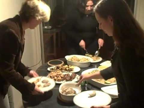 Dinner Party - Jan 2011 - Cooking Thai with Annie Chun's Asian Cuisine