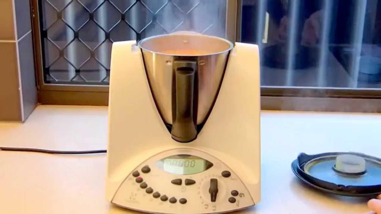 Thermomix Recipe: Thermomix Thai Pumpkin Soup